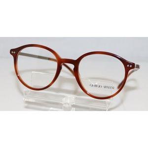 New Giorgio Armani Havana Eyeglasses